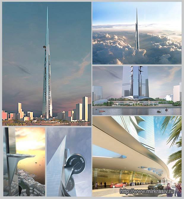 самый высокий небоскреб