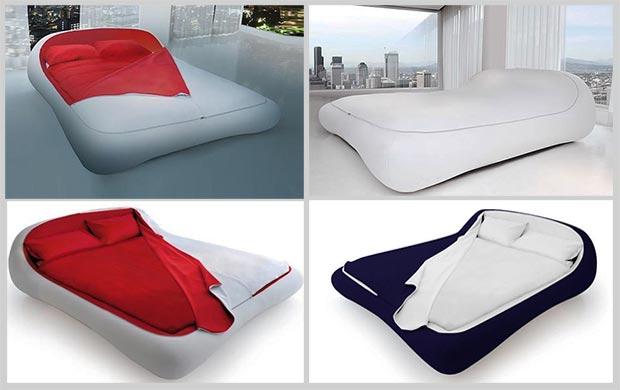 кровать спальный мешок