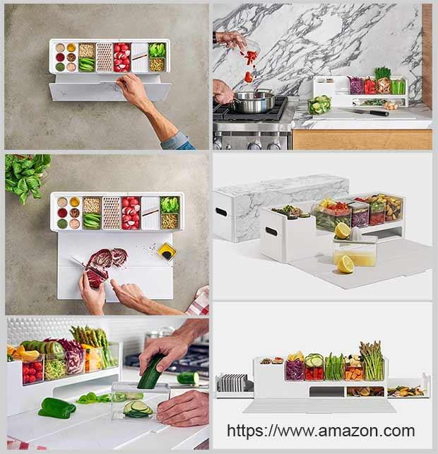органайзер Prepdeck для кухни