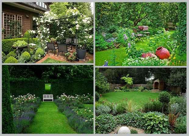 устойчивый сад