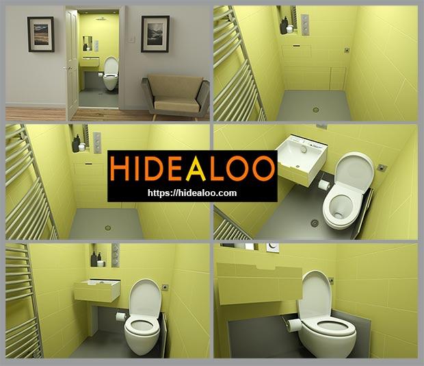 Ванная комната Hidealoo
