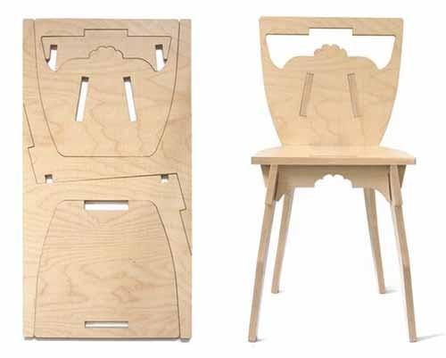складывающийся стул