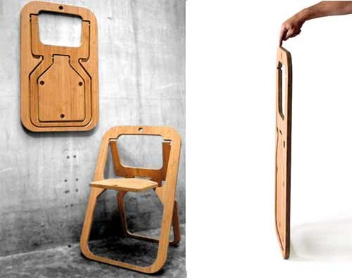 складной стул