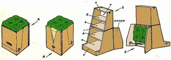 табурет-лестница