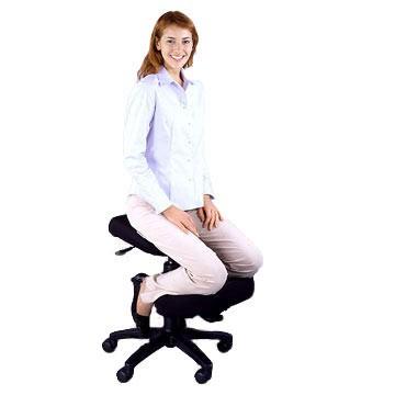 необычный компьютерный стул
