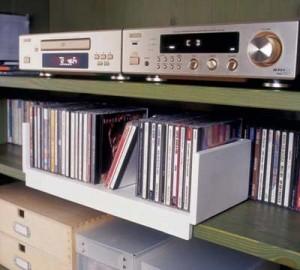 Под DVD диски