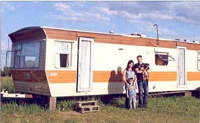 дом на колесах