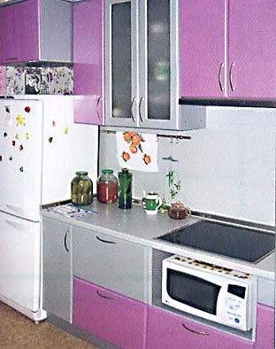 обновляем кухню