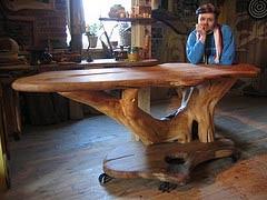 Мебель из леса