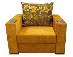 Кресло-кровать - мебель, раскрывшая свой потенциал