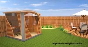 Садовый офис