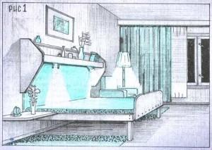 спальное место своими руками