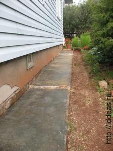 бетон набирает прочность