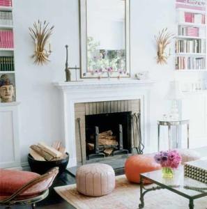 Квартира американской писательницы