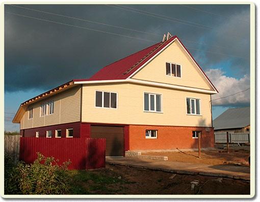 проект дома по фотографиям