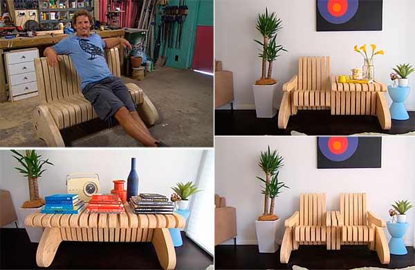 многофункциональный диван