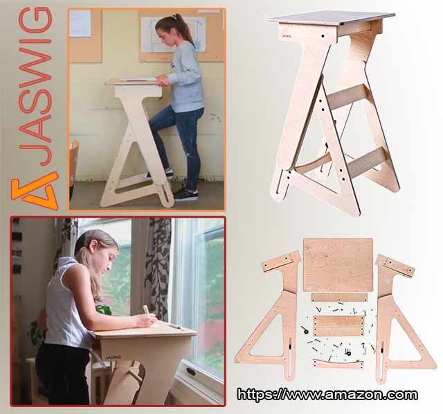 регулируемый стол для домашнего офиса