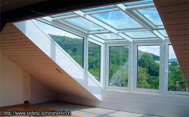 прозрачное слуховое окно