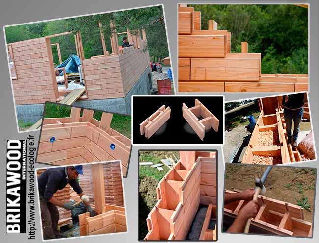 строим дом без гвоздей