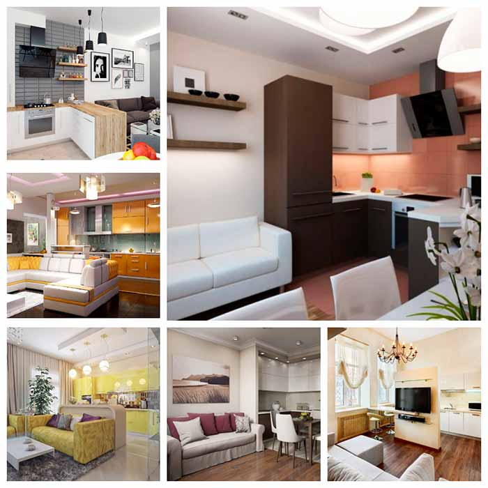 объединить комнаты в квартире