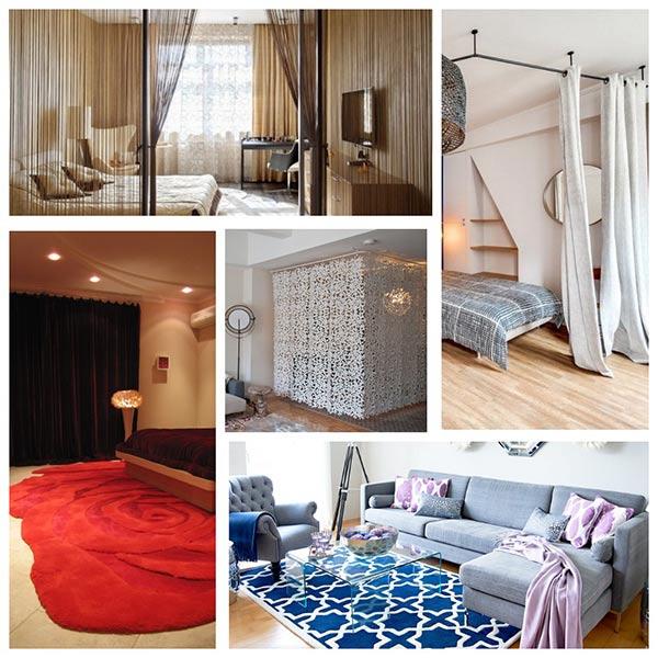 использование ковров