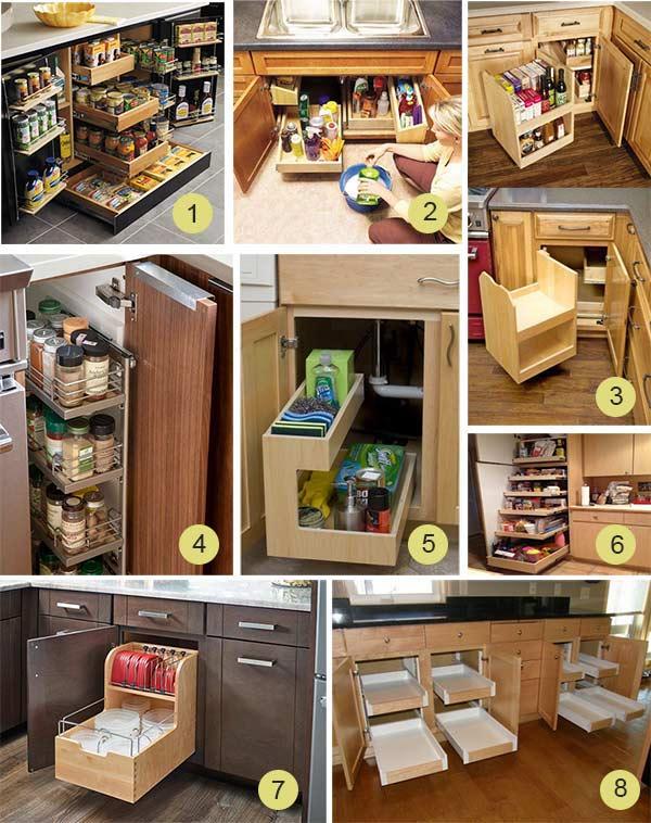 проекты для кухонных шкафов