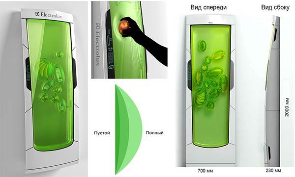 гелеобразный холодильник
