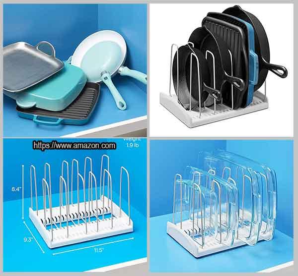 органайзер для посуды с разделителями