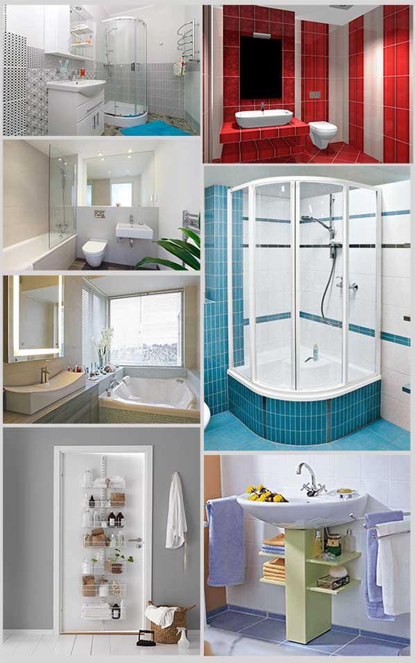 дизайнерские идеи для ванных комнат