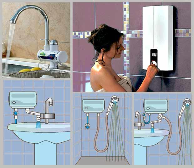 Стоит ли покупать электрический проточный водонагреватель — Идеи домашнего  мастера