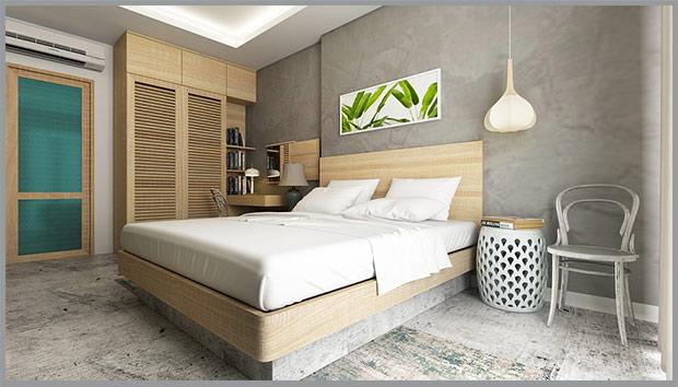 стиль спальни