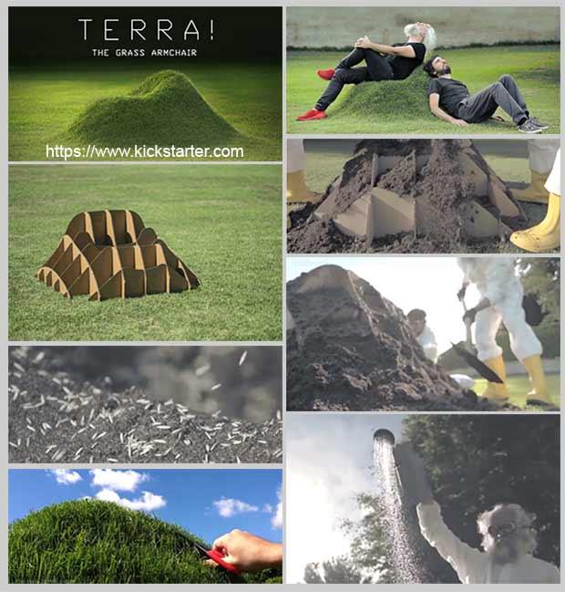 кресло Terra
