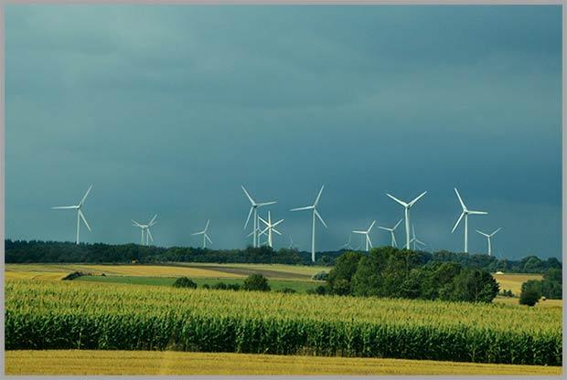 электрические ветрогенераторы