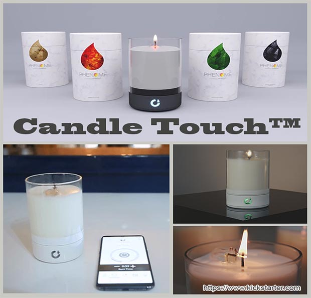 умная свеча