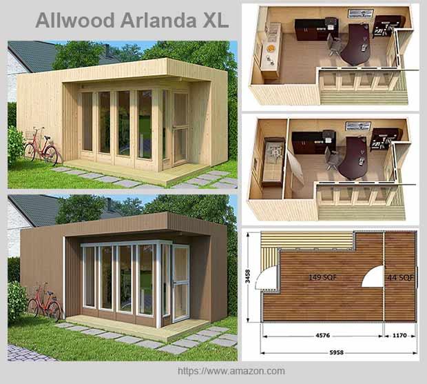 Allwood Arlanda XL