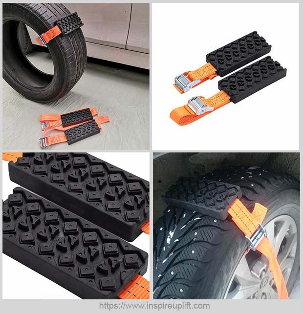 противоскользящие накладки на колеса