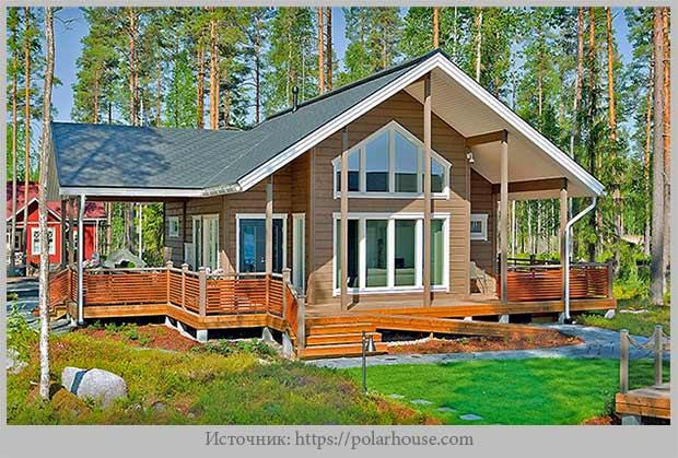 финский дом Nova 112