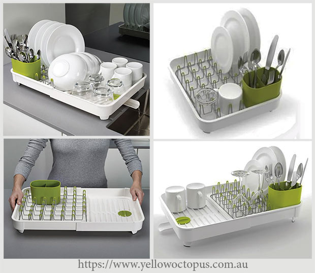 раздвижной лоток для посуды