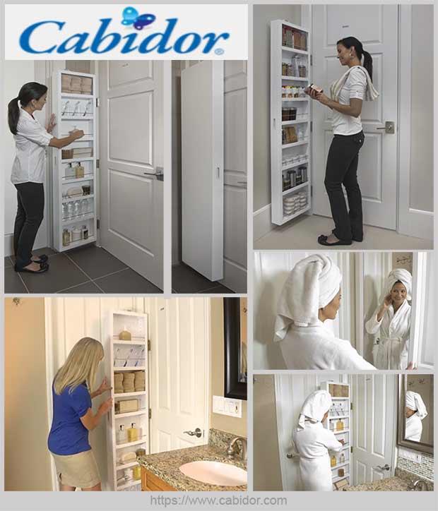 навесной шкаф на дверь