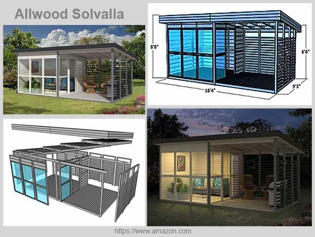 Allwood Solvalla