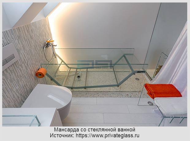 недостатки стеклянных ванн