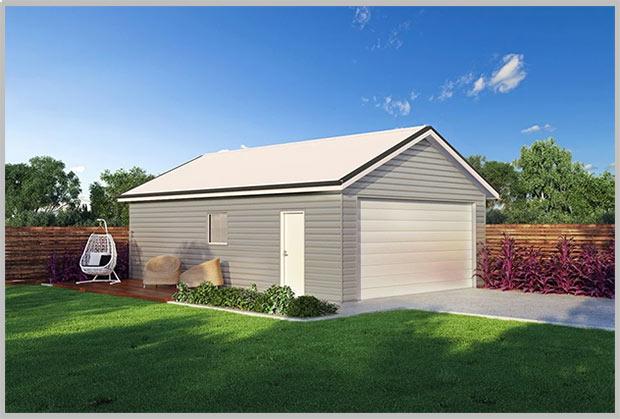 строительство бюджетного гаража