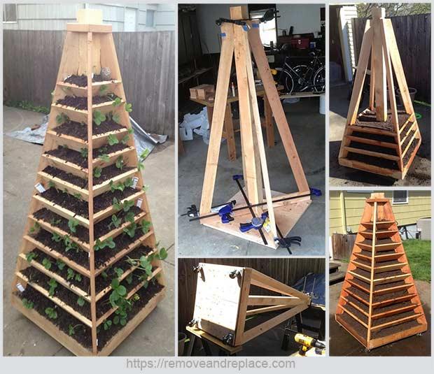 бесплатный проект пирамиды