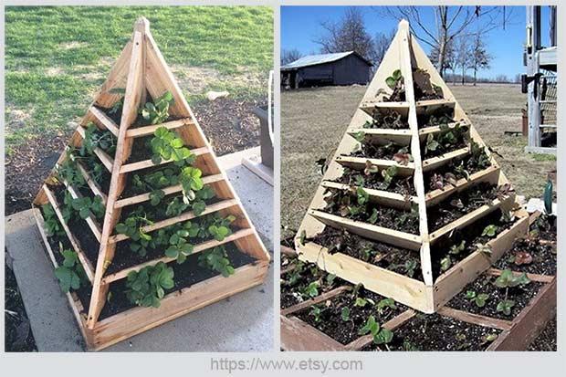 пирамидальная конструкция