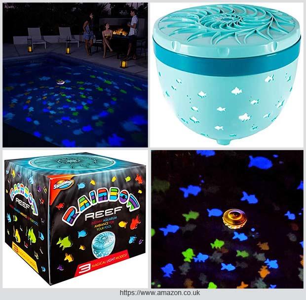 проектор для бассейна