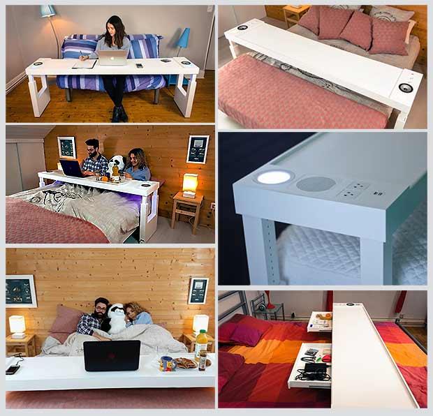 функциональный стол Bedchill