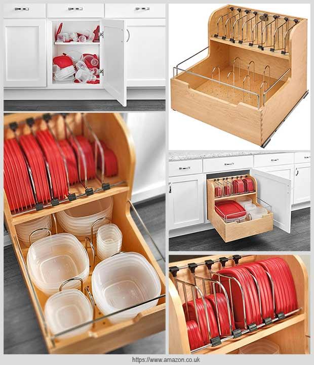 выдвижной ящик для кухонного шкафа