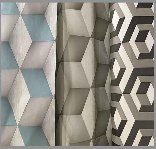 покрытия с 3D-эффектом