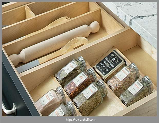органайзер для баночек со специями