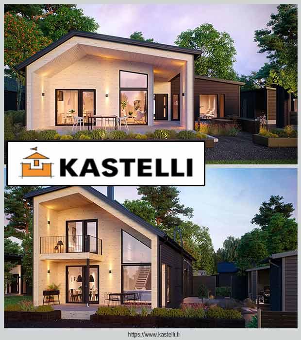 дома компании Kastelli